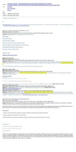 Emails between Administration officials. Click to expand.
