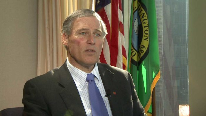 Inslee tax hike push gaining national attention