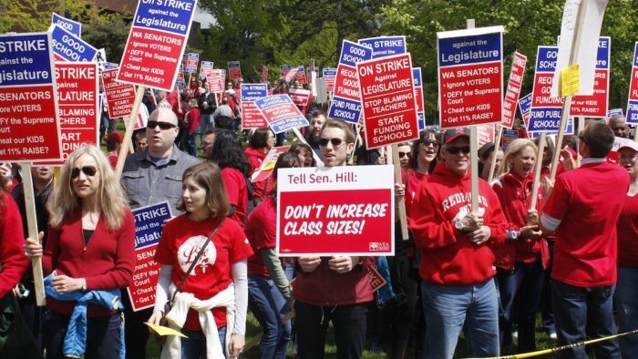 Union hypocrisy: meet the needs of students, unless it interferes with union bargaining