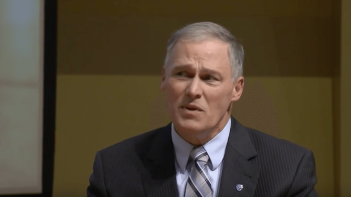 Inslee's Lump of Coal #4: Let's sock it to small businesses