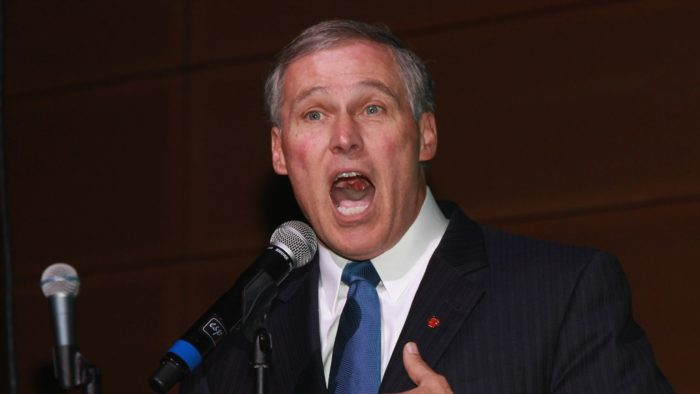 Tell Inslee – even tax-happy Olympia voters reject an income tax