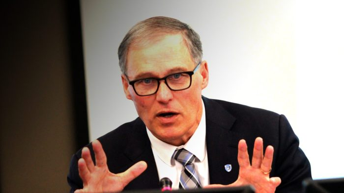 In a week of big stories, don't overlook Jay Inslee's huge failure