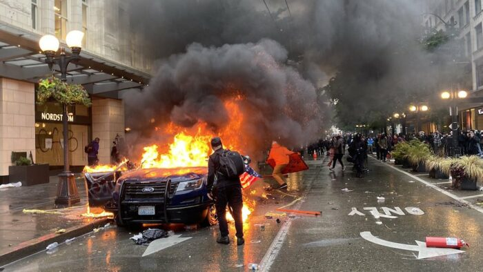 Seattle-Protest